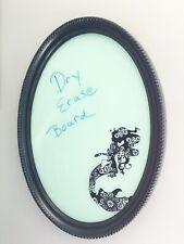 Mermaid themed dry erase/memo board
