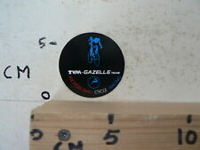 STICKER,DECAL TVM - GAZELLE TEAM PROFESSIONAL CYCLE RACING WIELRENNEN CYCLING