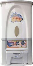 Tayama Rice Dispenser 25kg/50lbs Model PG-25 in Gray