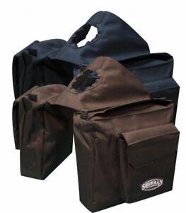 Showman Heavy Nylon Western Saddle Horn Bag