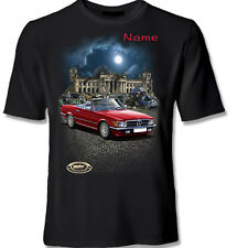MERCEDES BENZ SL W 107 Tuning T Shirt Shirt T-Shirt original YOUTEX