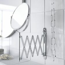 Chrome Framed Bathroom Mirrors chrome frame bathroom mirrors | ebay