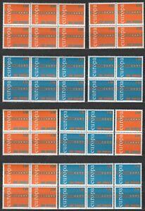 DEALER STOCK SAN MARINO MNH Nuovi 1971 Europa Cept 2v   20 SETS s32669