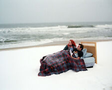 Eternal Sunshine Of The Spotless Mind Kate Winslet Jim Carrey In Bed 16x20Canvas