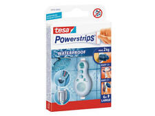 tesa Powerstrip Waterproof Large max 2kg  Power Strips Klebehaken wasserfest