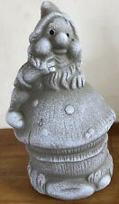 Latex Mould for making this gnome On Toad Stool