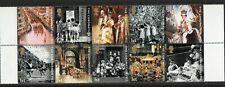 GB 2003 Coronation 50th Anniversary set MNH