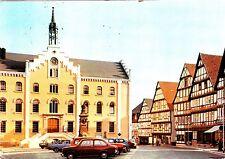 Hofgeismar , Rathaus ,  Ansichtskarte , gelaufen