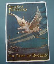 THE THIEF OF BAGDAD Vintage MOVIE POSTER REPRINT OF 1924 ORIGINAL RARE
