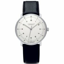 JUNGHANS Max Bill Watch Automatic Silver Dial Numerals by Junghans 027/3500.00