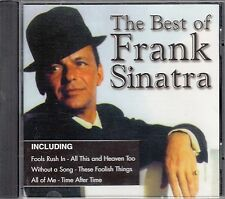 The Best of FRANK SINATRA - CD