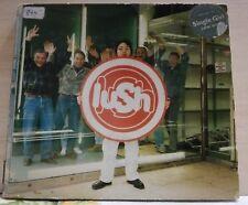 LUSH - SINGLE GIRL - TINKERBELL - OUTSIDE WORLD - CUL DE SAC - cds digipack 1996