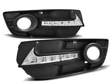 2X ANTIBROUILLARDS LEDS AUDI Q5 08-12 BLACK