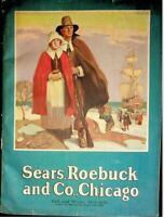 1925-26 SEARS ROEBUCK FALL WINTER CATALOGUE PAPER COPY OVER 1000+ Pages!