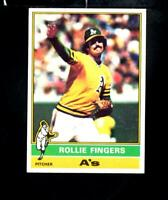 1976 Topps # 405 Rollie Fingers NM-MT