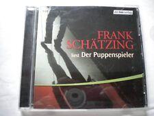 Der Puppenspieler. CD von Frank Schätzing (2006)