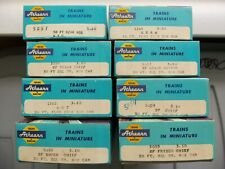 Athearn  HO  Blue Box   50' Box Car Kit Lot - New Old Stock  In Very Nice Boxes