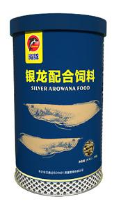 Silver Arowana Food 320 gram by Porpoise