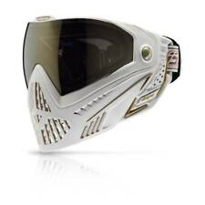 *NEW* DYE i5 Paintball / Airsoft Mask - White/Gold