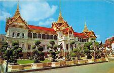 B44530 Thailand The Royal Grand Palace Chakri and Dusit Maha Prasadh Throne