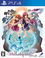 Used PS4 omega labyrinth Z PlayStation 4 JAPAN OFFICIAL IMPORT