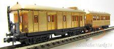 ARNOLD Personenwagen-Set 2-teilig GOLD-Ausführung Goldie Spur N 1:160