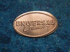 Universal Orlando Elongated Penny Pressed Smashed 20