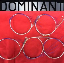 5 sets Genuine Thomastik Dominant 135B Violin String  Set 4/4 E Ball End