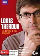 Louis Theroux Strange and Dangerous DVD R4