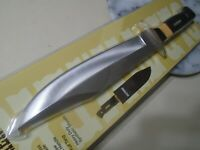 Schrade Old Timer Bowie Hunter Fixed Blade Knife 1105594 Full Tang w Sheath New