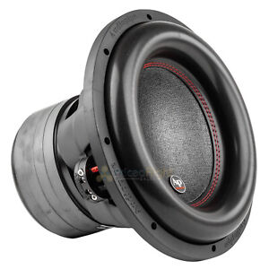 "12"" Subwoofer Dual 4 Ohm 1100 Watts Rms Car Audio Sub Audiopipe Txx Bdc4 12"