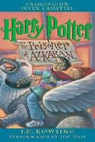 Harry Potter and the Prisoner of Azkaban by J. K. Rowling, unabridged NEW