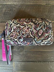 NWT , Vera Bradley RFID All in One Crossbody In   Bon Bon Medallion