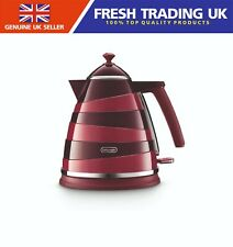 Delonghi Avvolta KBAC3001.R Kettle - 2000W - 1.7L - Red
