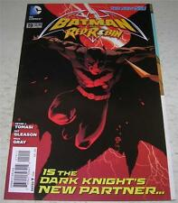 BATMAN AND RED ROBIN #19 (DC 2013) 1st app of CARRIE KELLEY in NEW 52 (VF)