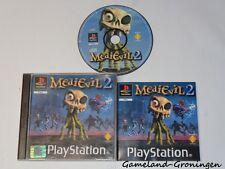 PlayStation 1 / PS1 Game: Medievil 2 (Complete)