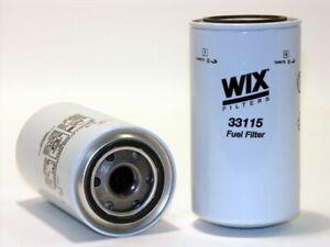 For 1985-1987 International F9370 Fuel Filter WIX 35848SJ 1986 14.0L 6 Cyl