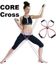 Workout Pilates Reformer Resistance Cords Loop Tube FREE INSTRUCTION SHEET