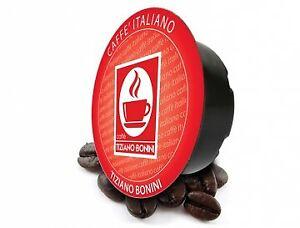 50 Lavazza A Modo Mio Kompatible Kapseln Intenso Caffè Bonini