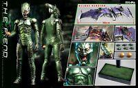 """1/6 TOYS ERA PE007A The Fiend Spider-man Green Goblin 12""""Male Figure Deluxe Ver."""