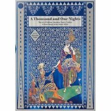 A Thousand and One Nights: The Art of Folklore, Literature, Poetry, Fashion and Book Design of the Islamic World by Hiroshi Unno (Paperback, 2017)