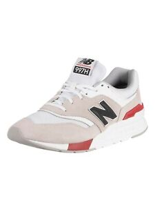 New Balance Men's 997H Suede Trainers, White