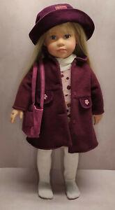 Hildegard  Günzel Puppe Götz Marcellina aus 2002 Künstlerpuppe Sammlerpuppe
