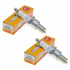 Genuine NGK 5722 Spark Plugs Pack of 2 Cagiva Roadster 125 521 1997