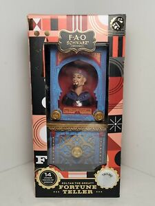 F A O Schwartz Zoltan The Great Fortune Teller NEW IN BOX (14) Phrases & Lights