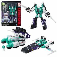 Transformers Generations Leader Sixshot Action Figure NEW
