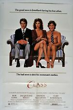"Class Movie Poster Folded 40""x27"""