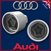 Audi Security Master Locking Wheel Nut Key 819 / W 17mm Socket A6 A3 A4 A5 TT