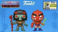 Masters Of The Universe - Blast Attak And Clawful  Funko Pop! SDCC 2020 PREORDER