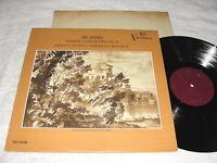 "Szeryng/LSO/Monteux ""Brahms: Violin Concerto In D"" 1963 LP, Nice EX!, #VIC-1028"